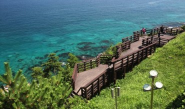 "Yeongdeok County Offers ""Blue Road"" Trail for Hiking Enthusiasts"