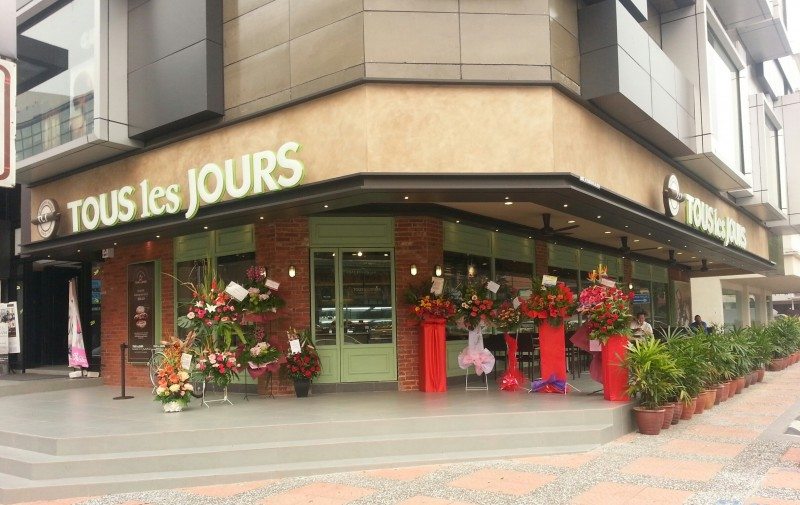 CJ Foodville Opens Its First Tous les Jour Store in Malaysia