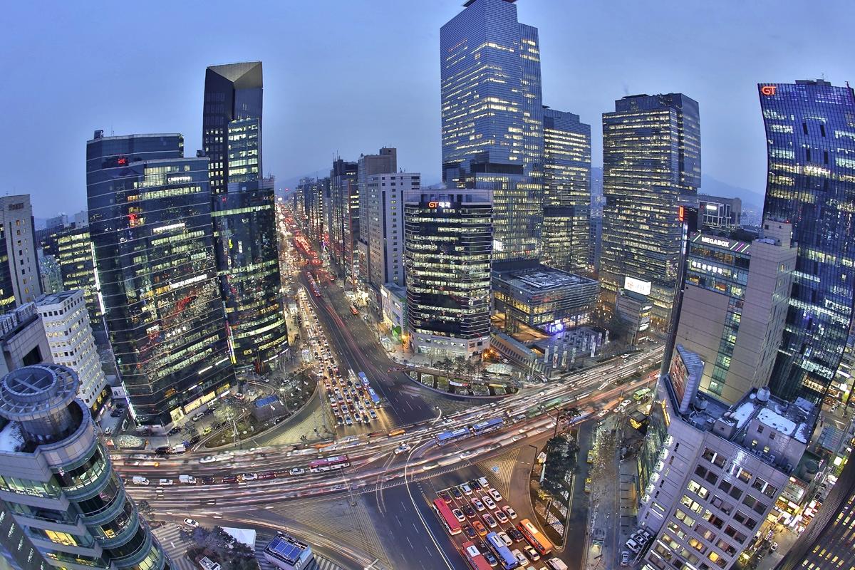 Gangnam_Seoul_Korea (Wikimedia Commons)