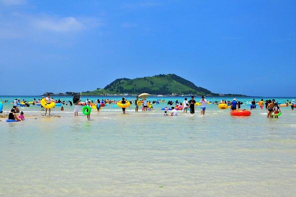 Hyupjae Beach in Jeju Island (image: Citymap)