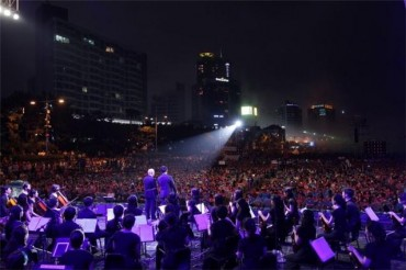 IYF to Hold World Culture Festival at Seoul Plaza