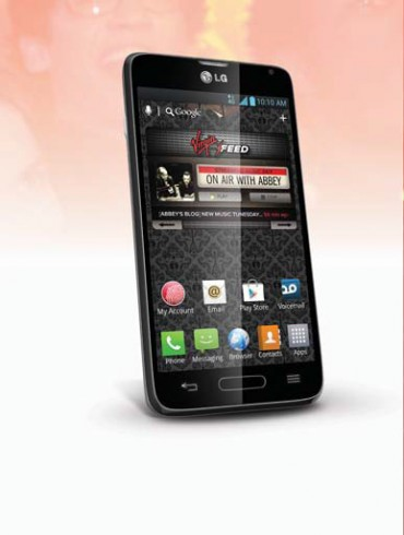 LG Optimus F3 from Virgin Mobile USA Touts Advanced User Experience and Functionality, with No Contract