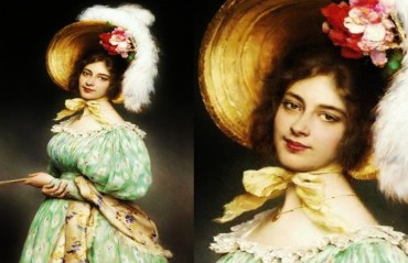 """The Woman in """"Musette"""" and the True Feminine Beauty"""