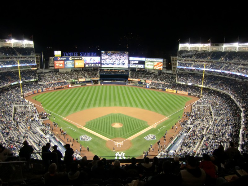 For Tenth Time, New York Yankees are America's Favorite Baseball Team