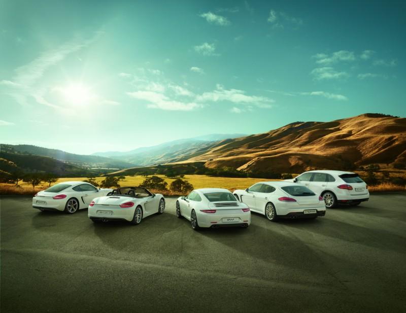 Porsche Asia Pacific Sells 2,741 Porsches in 1H