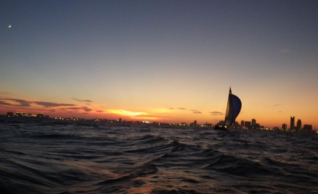Sail boat race (image: Flickr, by Drregor)