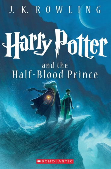 Scholastic Unveils New Cover for Harry Potter and the Half-Blood Prince by Award-Winning Illustrator Kazu Kibuishi in Celebration of Harry Potter 15th Anniversary