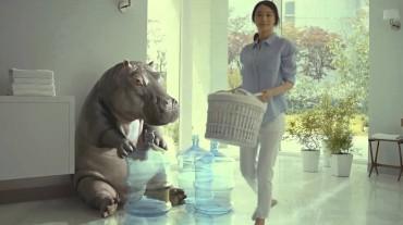 "Samsung's Bubble Shot 3 Adopts ""No Water"" Drying Technology"
