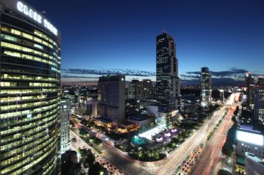 Unusual Gangnam Land Purchase Attracts Attention