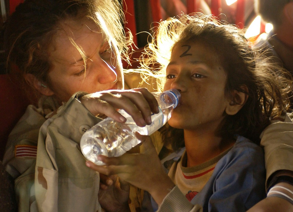 UN-Water and UNESCO declared 2013 as the United Nations International Year of Water Cooperation.
