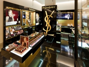 Yves Saint Laurent Beauty Opens its Fifth Store in Korea
