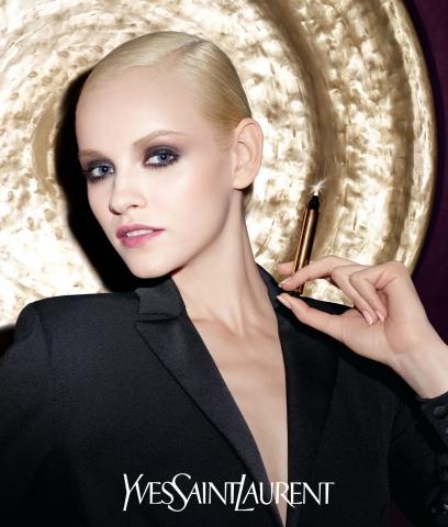 Yves Saint Laurent Beauty Opens its Fifth Store in Korea (image: Yves Saint Laurent Beauty Opens its Fifth Store in Korea)
