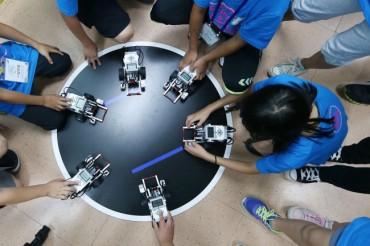 Samsung Electronics Opens 'Junior Software Academy'