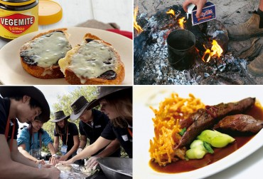 Tourism Queensland Introduces Local Menus to Enjoy on the 'Camper Van Tour'