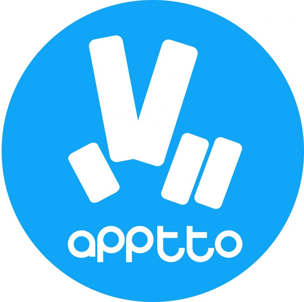 'Apptto' is a profit model  similar to an event banner, in the form of simple win-or-lose lottery, only without annoying messages asking for signing up and personal information. (image credit: Now Marketing)