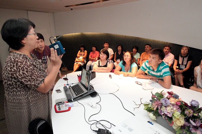 Korea Telecom Administers Training for Kazakhstan Medical Staff
