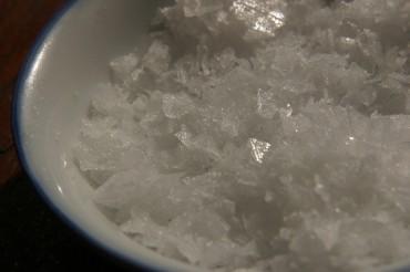 Shinan Sea Salt to Be Shipped in the U.S.