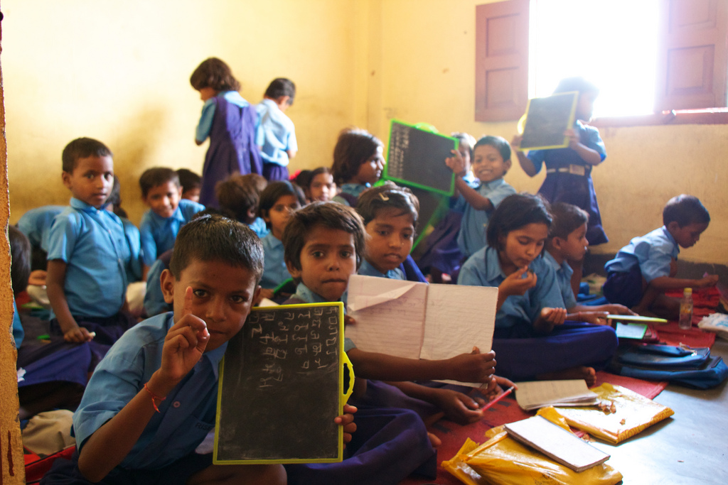 India's Saakshar Bharat Mission has offices and schools in 25 regions across the country, with more than 10 million people, mostly women, benefiting from the program every year. The Chadian program, meanwhile, has been recognized for its effort to educate the Gueran language and standardizing it. (image credit: jamorcillov @ flickr)