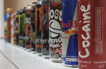 No More Energy Drink Commercial from Next January
