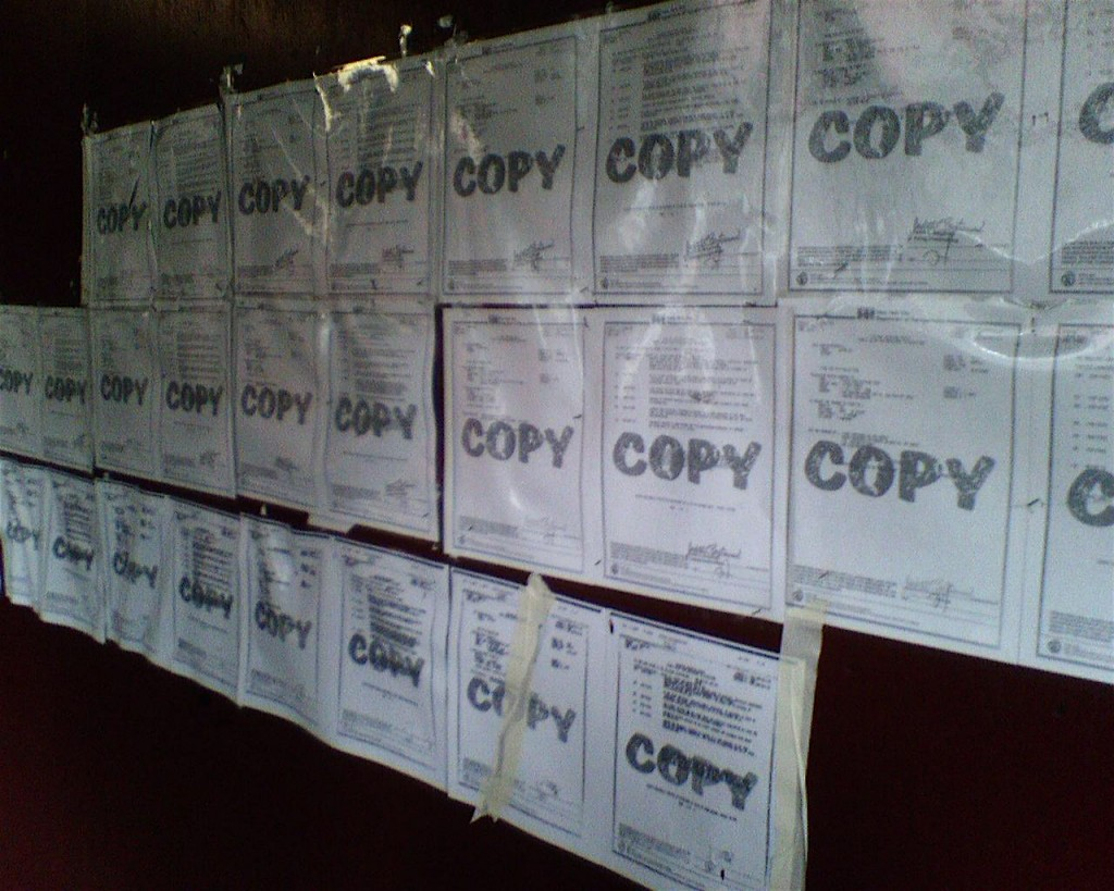The new Copykiller edition can compare footnotes, references, scanned images, and Xeroxed copies, as well as text files with its OCR function. (image credit: bettyx1138 @ flickr)