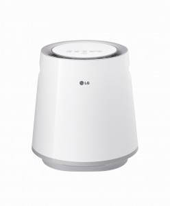 """LG Electronics has launched ten new """"airwasher"""" models that can double as a humidifier on October 9 ahead of the dry winter season. (image credit: LG electronics)"""