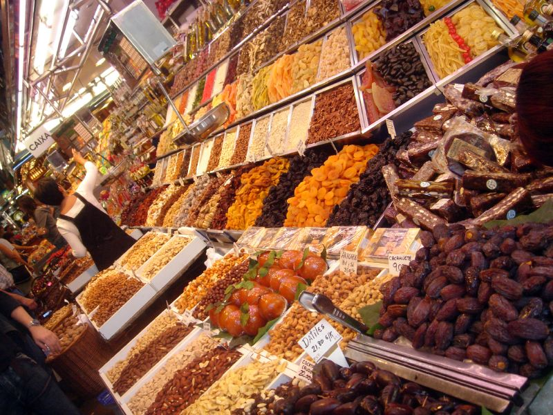 An event will be open to give visitors to it a chance to sample foods from all around the world. (image credit: venturist @ flickr)