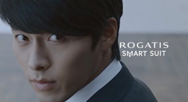 "Suite Brand Rogatis Presents QR Coded ""Smart Suits"""