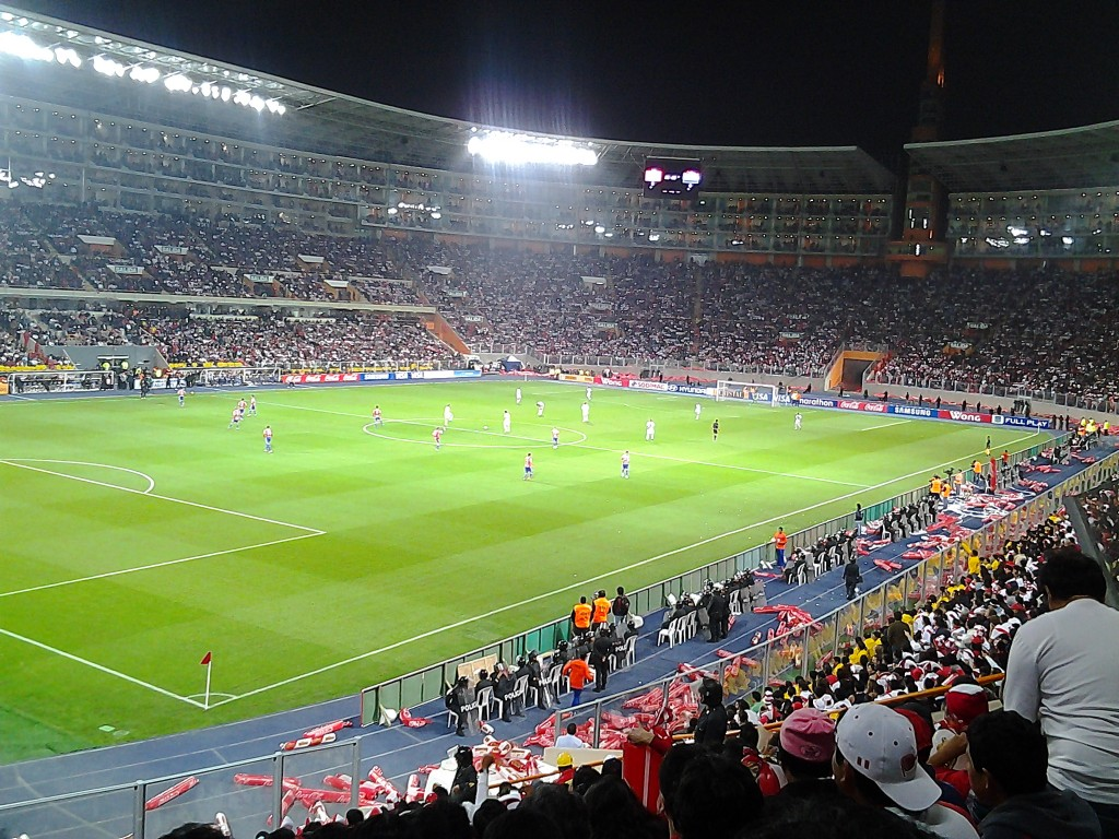 Pro Evolution Soccer 2014 official abbreviated to PES 2014, also known in Japan and South Korea as World Soccer: Winning Eleven 2014 is an association football video game and the latest game in Pro Evolution Soccer series, developed and published by Konami. (image: Wikimedia Commons)