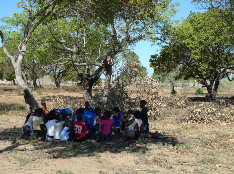 WorldShare Joins Forces with Samsung Heavy to Help Children in Mozambique