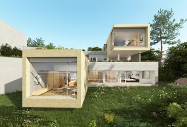 "New Living Arrangement ""Resort House Complex"" to Debut in Chuncheon"