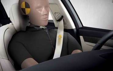 Hyundai Mobis First to Commercialize Integral ECU-Installed Active Seatbelts in Korea