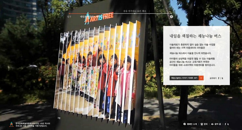 Arts Council Korea Kicks off Charity Event for the Underprivileged