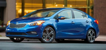 2014 Kia Forte Named Best New Compact Sedan By Cars.com