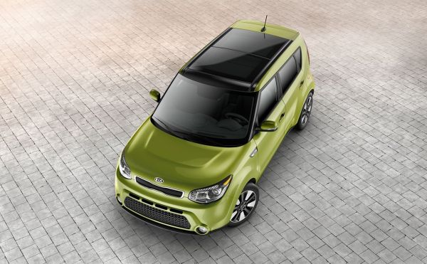 2014 Kia Soul: Kia's Iconic Urban Passenger Vehicle Achieves NHTSA's Highest Rating (Photo credit: Kia Motors)
