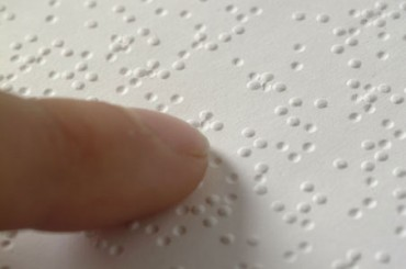 BF Books Launches Special Braille Stickers for Visually Challenged