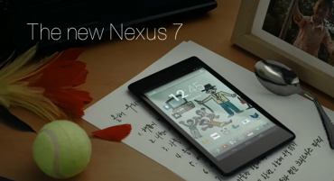 A heartwarming new advertisement for Nexus 7 has come out