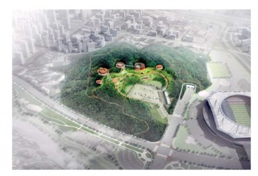 Seoul City to Transform Mapo Oil Storage into Cultural Park
