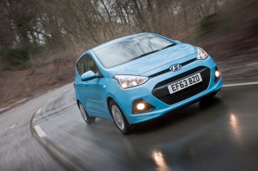 New Generation Hyundai i10 Leads the Way in CarBuyer Awards