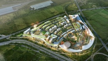 Auto-themed Cluster to Be Created in Goyang City