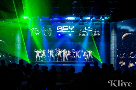 ICT Ministry Develops K-Pop Hologram Show Jointly with KT