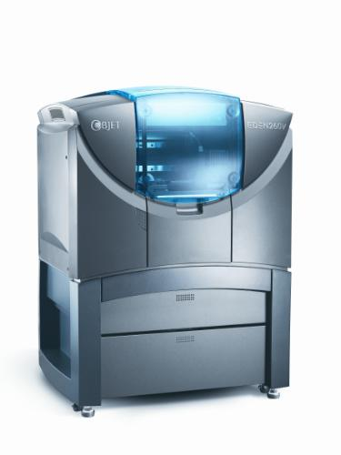 Stratasys' Objet Eden260V 3D Printer Wins Dental Advisor's Top Innovative Equipment Award