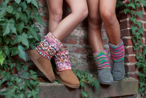 New Fashion Accessories for UGG and UGG-Inspired Boots Lets Fashion Minded Create Own Style