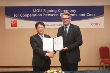 Coex and GL events to Collaborate over Global Exhibitions and Conventions