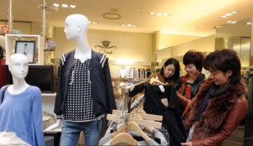 [China Report] Chinese Tourists Becoming Big Spenders in Korea's Dept Stores