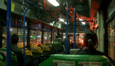 Bus-mounted Parking Surveillance System Works like Magic: Ulsan City