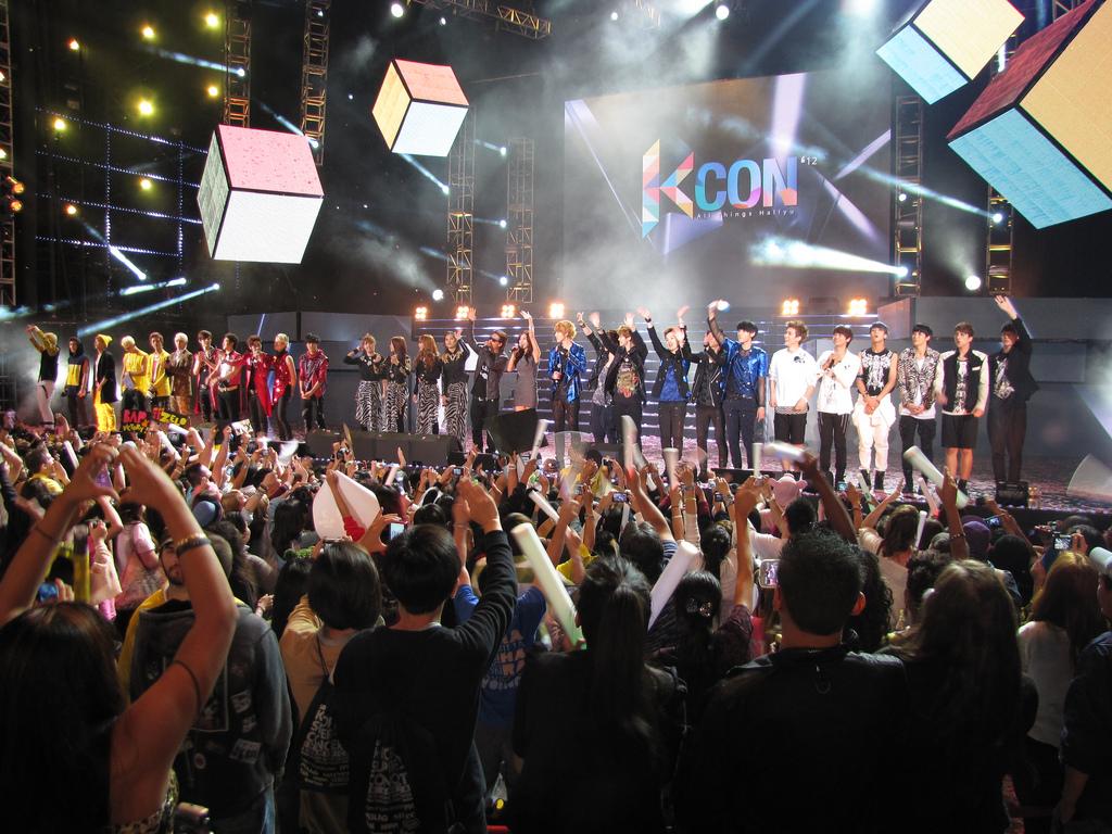 K-POP Now! catalogs the hottest stars of Korea's Pop Music revolution. (peterkaminski/flickr)