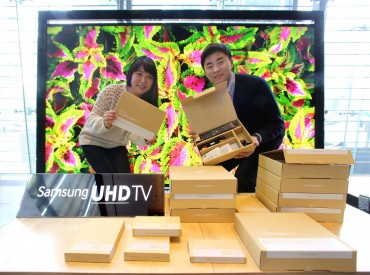 Samsung to Introduce Eco-friendly Plastic Package for TV Accessories