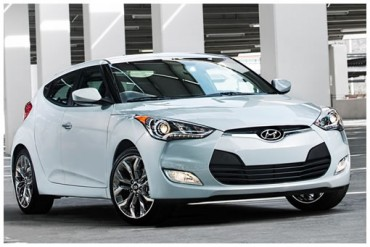 Style-Focused Veloster RE:FLEX Edition Debuts At The Chicago Auto Show