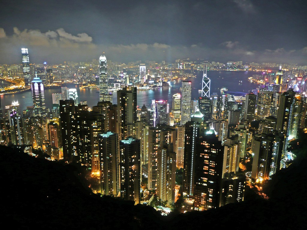Hong Kong Skyline (image: Brian Sterling/Flickr)