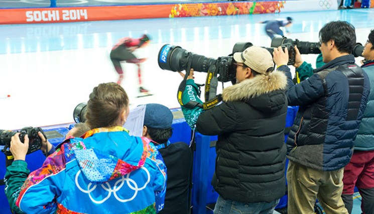Ahn had to take a generous offer from the Russian government to escape factionalism within the athletic community in Korea. (image: Atos International/flickr